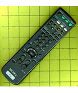 Sony RM-Y169 TV REMOTE to KV-27FS16 KV-32S16 KV-32S66 KV-35S66 KV-36FS16... - $12.95