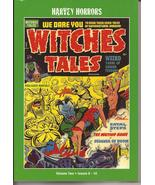 Harvey Horrors Witches Tales Volume Two TPB Color Reprints Issues 6-10 T... - $24.95