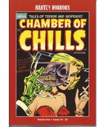 Harvey Horrors Chamber Of Chills Volume Four TPB Color Reprints Issues 1... - $24.95