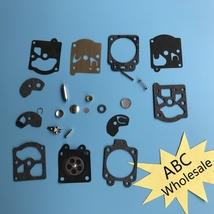 Carburetor Repair Kit For Walbro Home Lite ST285 ST275 ST185 HLT15 HLT16 HLT18 - $10.86