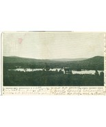 Swanzey Pond, Spragueville, NH, 1906 used Postcard  - $9.99