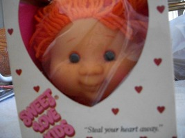 Sweet Love Kids Red Head Doll Head - $10.00