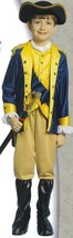 Revolutionary Soldier Costume Large 12/14 Child Size - $45.00