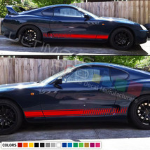 Sticker Decal Graphic Stripe Body Kit for Toyota Supra Tune Hood Headlig... - $35.63+