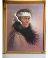 Native American Indian Print of Garcia Painting... - $21.29