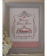 Royal Baby - Princess cross stitch chart Cuore e Batticuore  - $11.70
