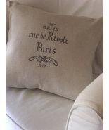 Paris Rue De Rivoli 1877 cross stitch chart Cuore e Batticuore  - $11.70