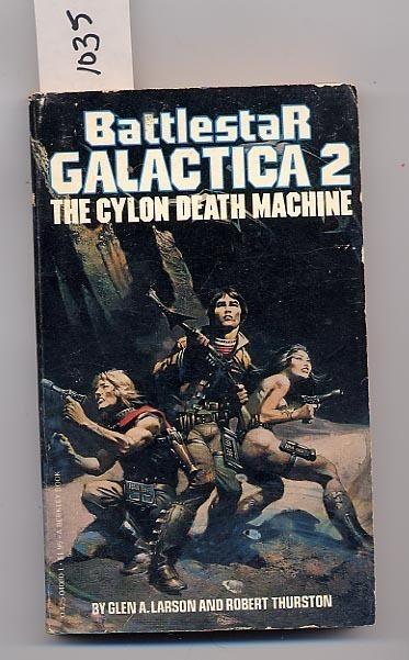 Battlestar Galactica 2 The Cylon Death Machine PB