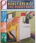 Mysterious Case of Nancy Drew & the Hardy Boys LIKE NEW pb Kismaric & He... - $4.99