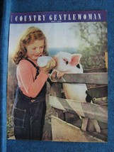 Baby Pig Being Bottle Fed By Pretty Little Girl - Color Page Taken From ... - $7.88