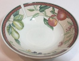 "Johnson Brothers ""Autumn Grove""  Round Vegetable Bowl (Rare) - $17.81"