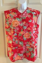Vintage APRON Art Smock with snaps Size Medium NEW with tag - $12.99