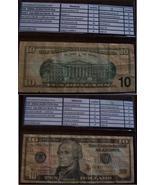 2004 A $10 Federal Reserve STAR Note GL09577670 - $18.00
