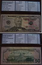 2004 $50 Federal Reserve STAR Note EG03084575 - $64.00