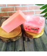 Gift Set Handmade Cherry Lotion Glycerin Soap - $5.00