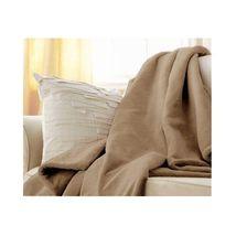 Throw Blanket Cuddler Heated Electric Warm Heat Sunbeam Micro plush - $81.18