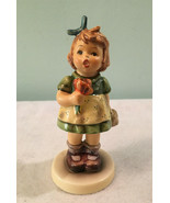 Hummel THE SURPRISE Flowers Bouquet Special Edition Goebel 1981 Girl Fig... - $39.99