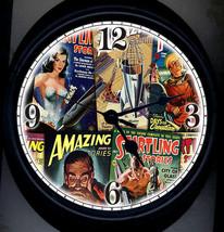 Retro Sci-Fi Wall Clock - $19.95