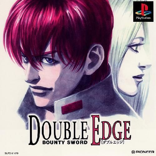 Bounty Sword - Double Edge, Sony Playstation One PS1, Import Japan Game