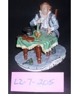 CAPODIMONTE The Unsuccessful Violinist Italy Laurenz Classic  Sculpture ... - $430.54