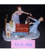 CAPODIMONTE Mother & Childs Baby Teeth Laurenz  Italy Sculpture COA LZ3 162 - $953.16