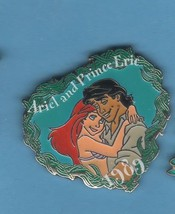 Disney  Ariel and Prince Eric Little Mermaid dated 1989  pin/pins - $19.99