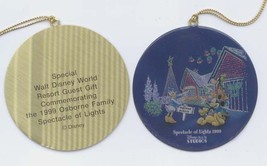Disney Doand, Goofy & Mickey 1999 Ornament - $12.59