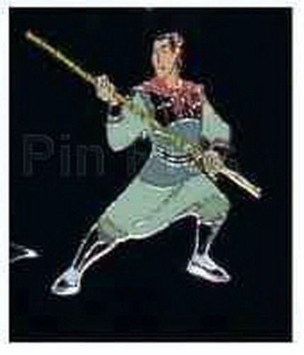 Disney  Li Shang  from Mulan Pro pin/pins