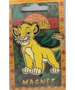 Disney Lion King Simba Key UK Magnet - $12.59