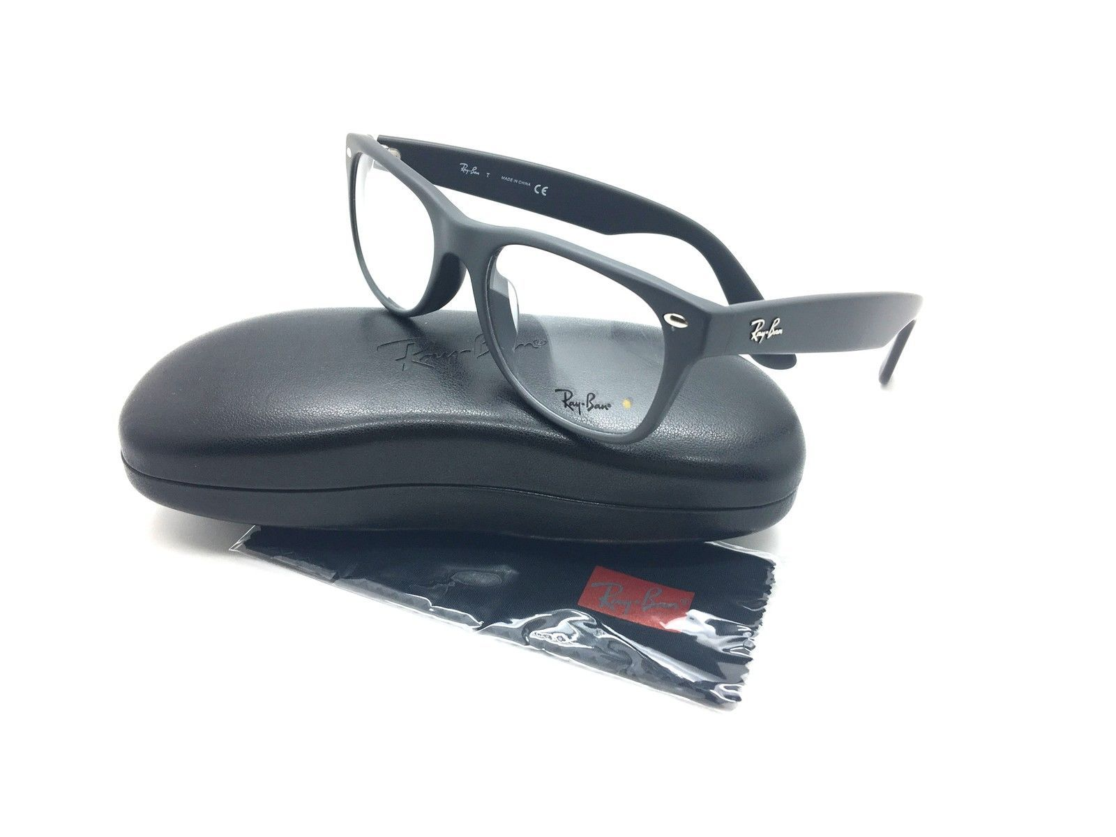 36e8e783a5 Ray Ban Gray RB 5184 F 5582 52 mm Designer and 50 similar items