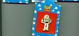 Disney Toy Story 1 Buzz Lightyear  full body  on Original Card Pin/Pins - $29.02