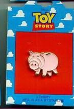 Disney Toy Story 1 Ham the Pig  Full body  on Original Card Pin/Pins - $19.34