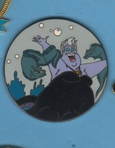 Disney Ursula the evil sea witch with Flotsam & Jetsam  Little Mermaid  ... - $32.54
