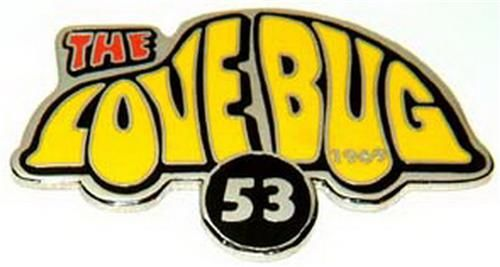 Herbie VolkswagonThe Love Bug  53 Authentic Disney  pin/Pins