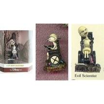 Scientist NMBC Nightmare Before Christmas Disney miniature Original box - $15.47