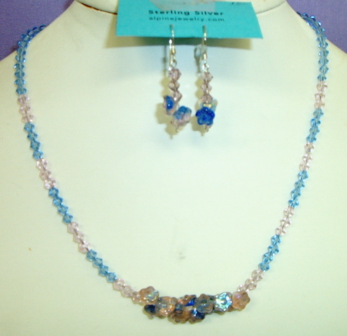 Necklace set, Tea Time #7-10M4923, Free Ship