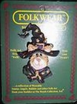 "Boyds Folkwear ""Sabrina...Purrfect Treats"" #26337- Pin- New- 2005- Retired - $10.99"