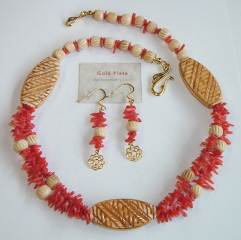 Necklace set, One Calm Afternoon #7-9M4832, Free Ship