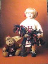 """Boyds Yesterdays Child """"Tami with Donna..Halftime""""- 14"""" Doll-Limited Edition-New - $49.99"""