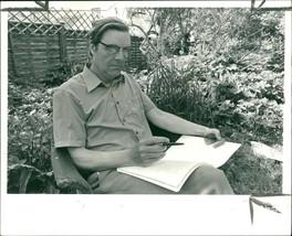 Vintage photo of John Wain  - $21.11