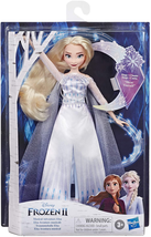 Disney Frozen Musical Adventure Elsa Singing Doll, Sings Show Yourself S... - $33.95