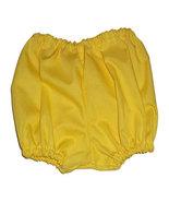 Preemie & Baby Yellow Diaper Covers, Baby Bloomers  - $10.00