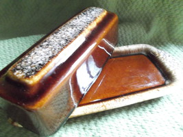 Hull Brown Butter Dish - €26,30 EUR