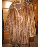 Vintage Ranch Mink Coat - $125.00