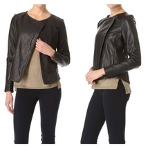 Vince Asymmetrical Leather Jacket - NWT - $600.00