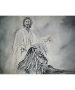 Jesus Lion of the Tribe of Judah - $1,000.00