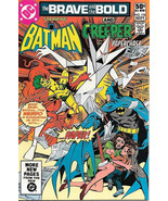 Brave and the Bold Comic Book #178 DC Batman and The Creeper 1981 NEAR MINT - $6.89