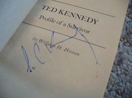 Senator TEDDY KENNEDY Signed 1972 Paperback Book - $399.99