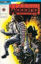 Eternal Warrior Issue #1 Frank Miller Barry Windsor Smith Valiant Comics... - $4.50