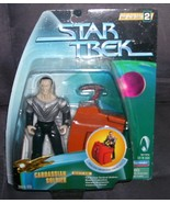 Star Trek CARDASSIAN SOLDIER Action Figure from 1998 - $12.96